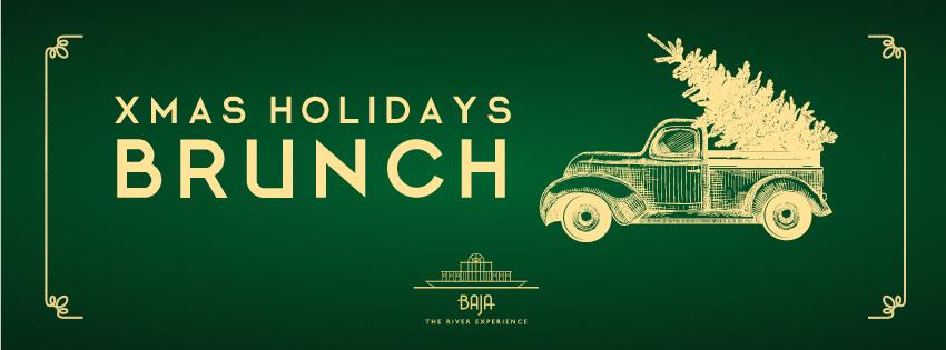 Xmas Holidays Brunch, un modo diverso di festeggiare il Natale