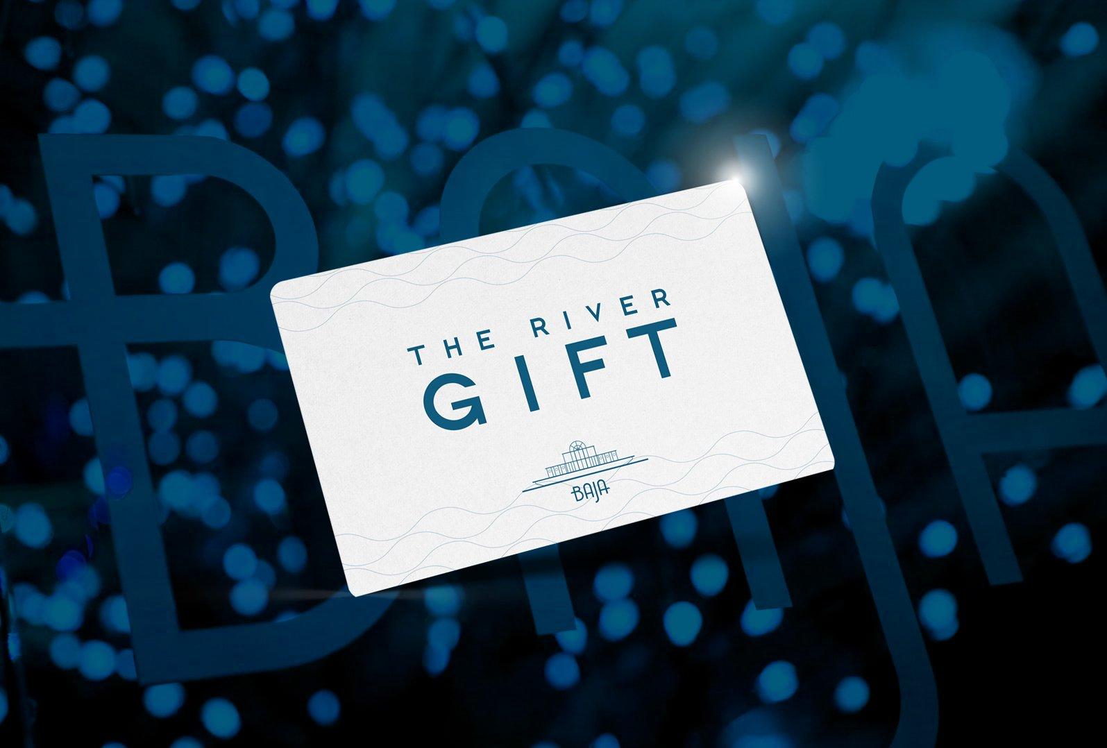 Baja Gift Card, regala una cena particolare a una persona speciale